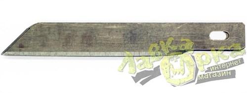 Набор лезвий к ножу,  0,6 х 9 х 80 мм, 6 шт./уп. - фото 23724