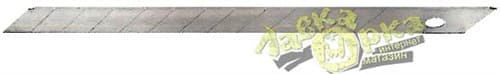 Набор лезвий к ножу выдвижному, 0,6 х 85 х 9 мм, 10 шт./уп. - фото 23739