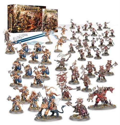 Warhammer Age of Sigmar Starter Set (Эра Сигмара)