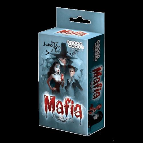 Настольная игра: Мафия. Кровная Месть: Компактная версия 1405