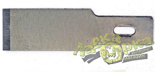 Набор лезвий к ножу,  0,6 х 9 х 46 мм, 6 шт./уп. - фото 24104