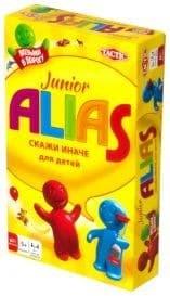 Компактная игра: ALIAS Junior (Скажи иначе - 2) - фото 24206