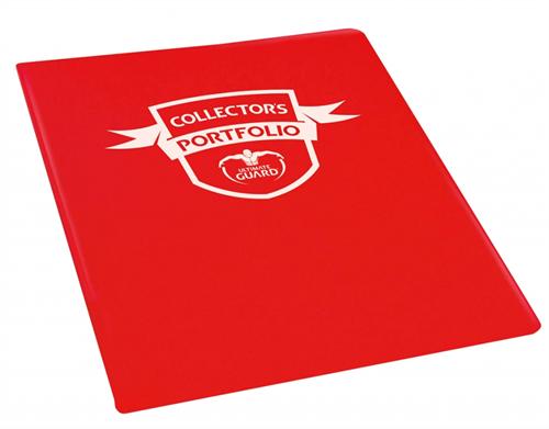 Ultimate Guard - Альбом на 80 карт (2х2) красный UGD010179 010179