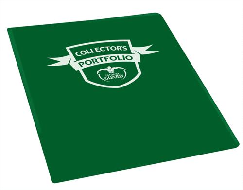 Ultimate Guard - Альбом на 80 карт (2х2) зеленый UGD010181 010181