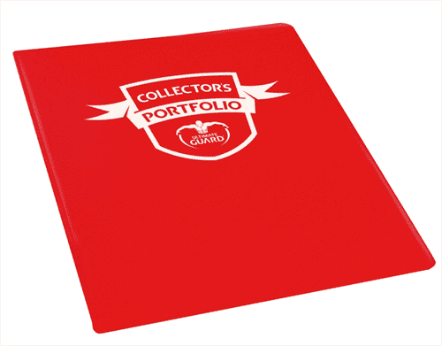 Ultimate Guard - Альбом на 180 карт (3х3) красный UGD010143 010143
