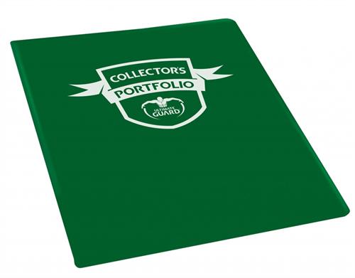 Ultimate Guard - Альбом на 180 карт (3х3) зеленый UGD010145 010145