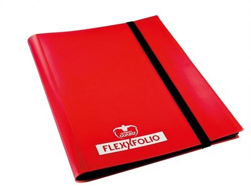Ultimate Guard - Альбом гибкий на 160 карт красный (2х2) UGD010162 010162
