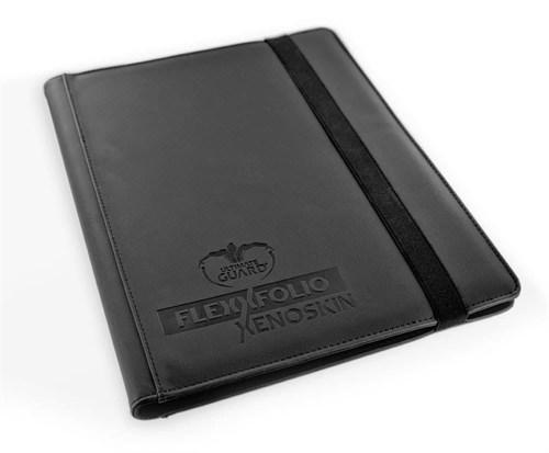 Ultimate Guard - Альбом премиум гибкий на 360 карт черый (3х3) UGD010202 010202