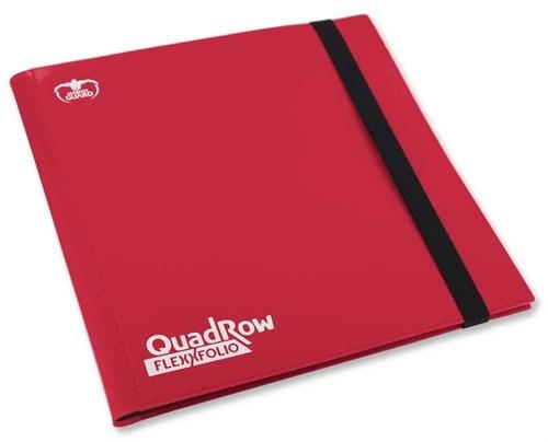 "Ultimate Guard - Альбом ""Квадро""  на 480 карт красный (4х3) UGD010348 010348"