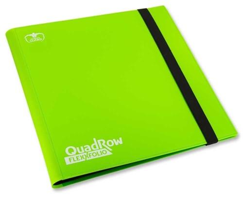 "Ultimate Guard - Альбом ""Квадро""  на 480 карт светло-зеленый (4х3) UGD010347 010347"