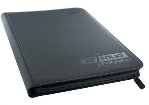Ultimate Guard - Альбом на молнии гибкий на 360 карт черный (3х3) UGD010208 010208