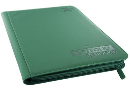 Ultimate Guard - Альбом на молнии гибкий на 360 карт зеленый (3х3) UGD010212 010212