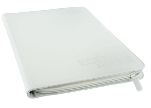 Ultimate Guard - Альбом на молнии гибкий на 360 карт белый (3х3) UGD010209 010209