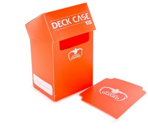 Ultimate Guard - Коробочка 80+ оранжевая UGD010259 010259