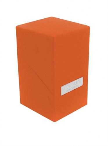 """Ultimate Guard - Коробочка """"Монолит"""" с отделением для кубиков оранжевая UGD010323 010323"""