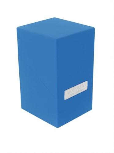 """Ultimate Guard - Коробочка """"Монолит"""" с отделением для кубиков синяя UGD010236 010236"""