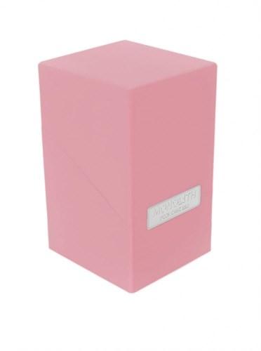 """Ultimate Guard - Коробочка """"Монолит"""" с отделением для кубиков розовая UGD010324 010324"""
