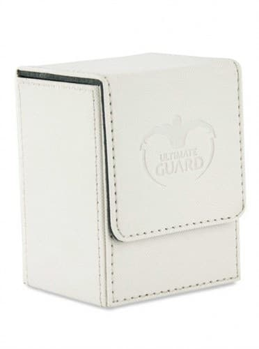 Ultimate Guard - Коробочка кожаная белая премиум UGD010216 010216