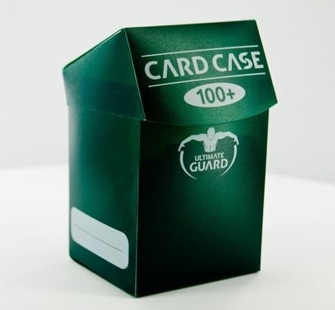 Ultimate Guard - Коробочка 100+ зеленая UGD010083 010083