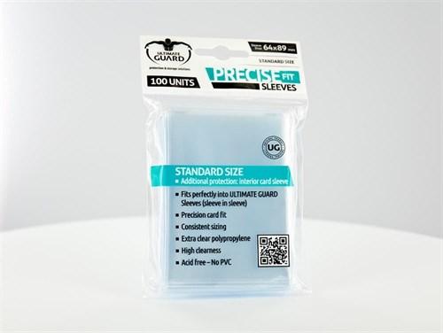 Ultimate Guard - Протекторы внутренние прозрачные (perfect-fit) UGD010050 010050