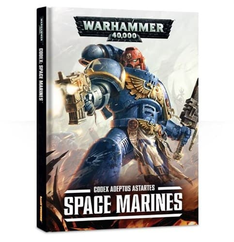 Codex: Space Marines (English) - фото 25322