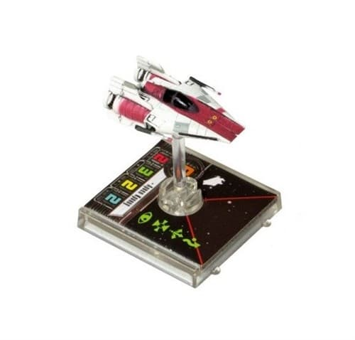 Star Wars. X-Wing. Расширение A-WING - фото 25374