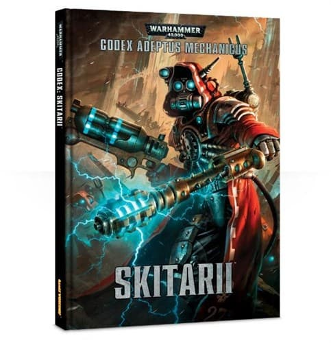 Codex: Skitarii (English) - фото 25705