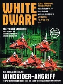 "Журнал ""Белый Дварф Еженедельный (англ.) (White Dwarf Weekly 64) - фото 25711"