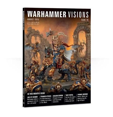Warhammer visions 19 (eng) - фото 25718