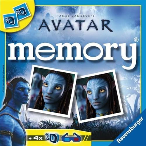 Настольная игра: Мемори Аватар 3Д (Memory Avatar 3D) 220663