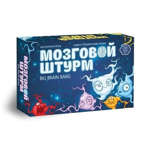 Настольная игра: Мозговой Штурм 35-01-01