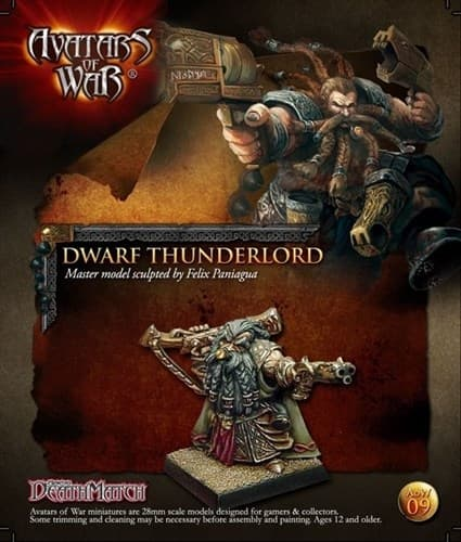Dwarf Thunderlord BLI - фото 26560
