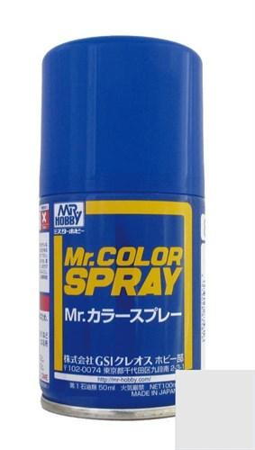 S101  краска художественная в аэрозольных баллончиках т.м. MR.HOBBY 100мл  Smoke Gray S101