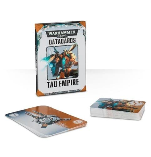 Datacards: Tau Empire (ENGLISH) 56-02-60
