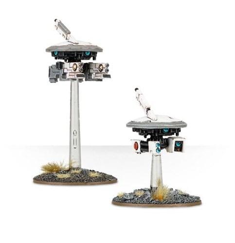 Tau Empire Drones 56-23