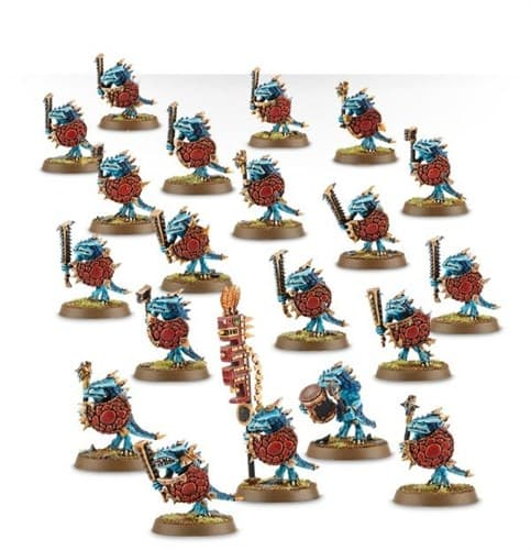 Seraphon Saurus Warriors 88-06
