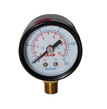 Манометр, 0-10 кг/см2 - фото 27050