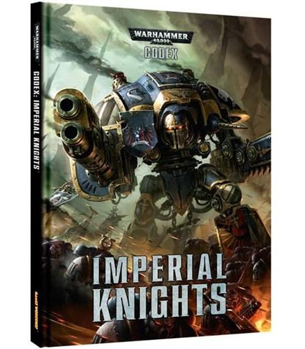 "Кодекс ""Имперские Рыцари"" (Imperial Knights) - фото 27145"