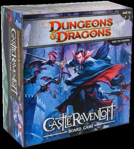 """Настольная игра: Подземелья и драконы: """"Равенлофт"""" (Castle Ravenloft) 499893"""