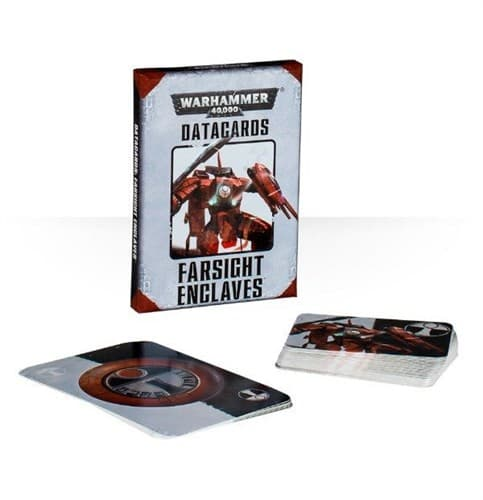 Datacards: Farsight Enclaves (English) - фото 27404