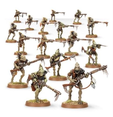 Kroot Carnivore Squad - фото 27405