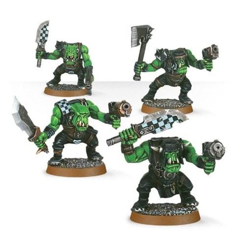 Ork Boyz (Push Fit) - фото 27410