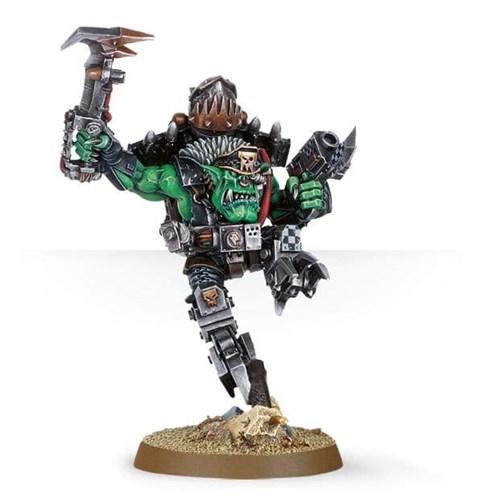 Ork Boss Zagstruk - фото 27428