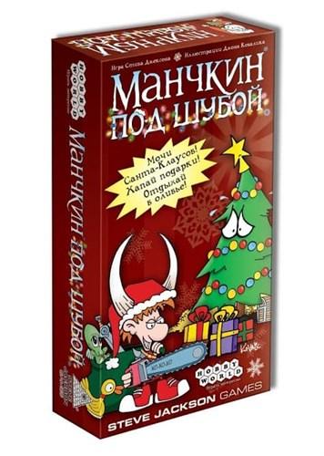 Настольная игра: Манчкин под Шубой 1522