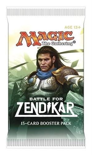Битва за Зендикар (Battle for Zendikar): Бустер - фото 27874
