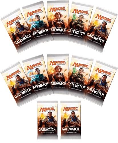 12 бустеров издания «Клятва Стражей» на русском языке (rus) - фото 27883