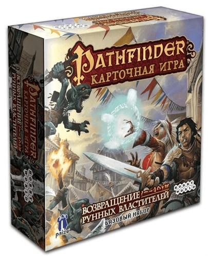 Настольная игра: Pathfinder. Возвращение Рунных Властителей, арт. 1424 - фото 27947