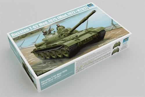 Танк Т-62 мод.1975(мод.1972+КТД2) (1:35) - фото 28524