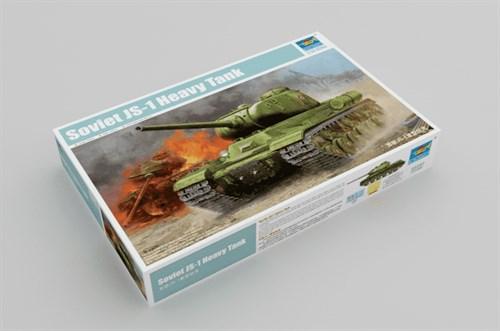 Танк советский ИС-1 (1:35) - фото 28556