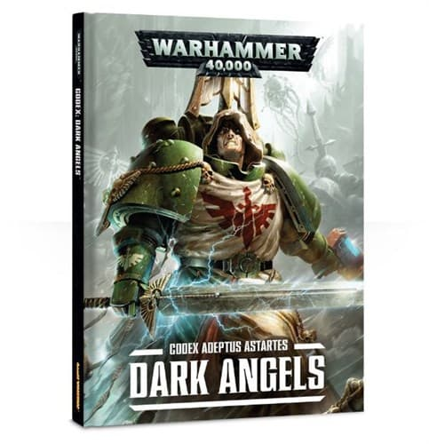 Codex: Dark Angels (Sb) (English) - фото 28619